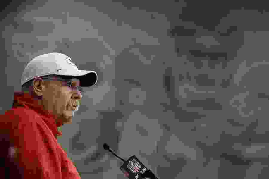 Gordon Monson: Andy Reid will finally get his Super Bowl win, then maybe send up a silent message to LaVell Edwards