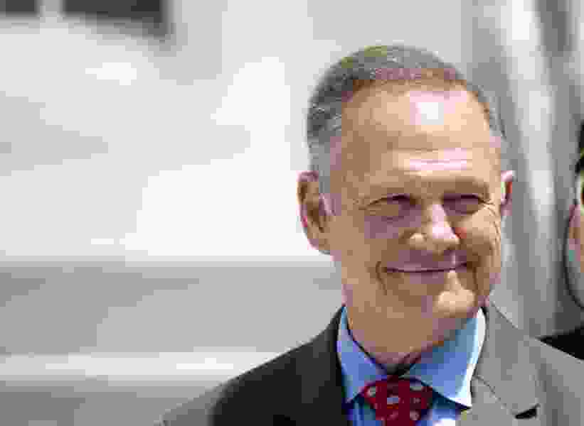 Dana Milbank: Roy Moore and Republicans, taking the Bible literally but not seriously