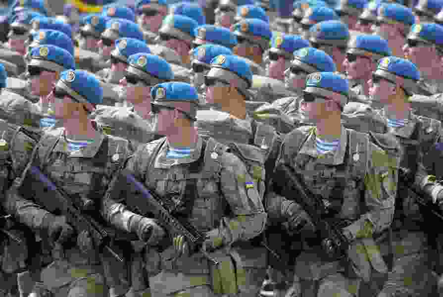 Are you in favor of a U.S.  military parade?