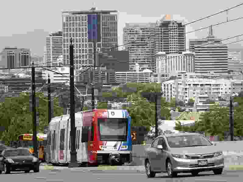 UTA board is exploring expanding TRAX, streetcar