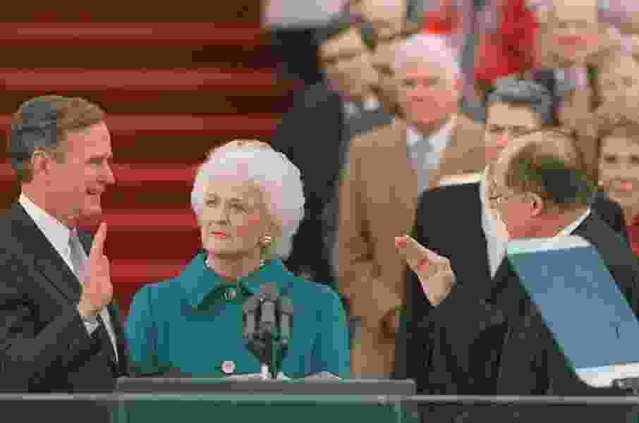 E.J. Dionne: The virtues of a public-spirited patrician such as George H.W. Bush