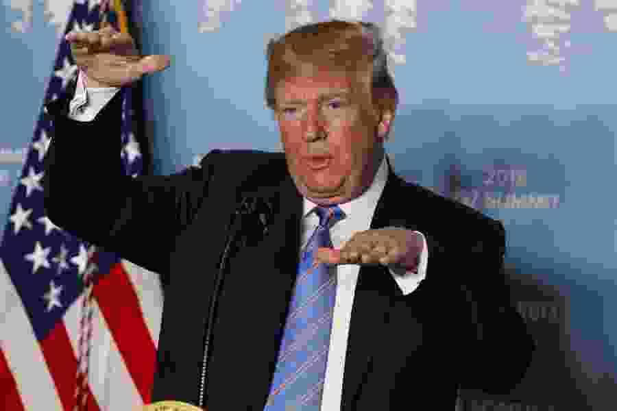 Jennifer Rubin: The fallout from Trump's international temper tantrum