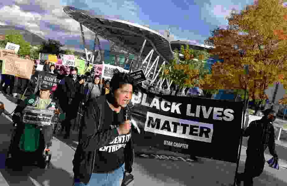 Black Lives Matter's Utah chapter has a plan to reduce police shootings