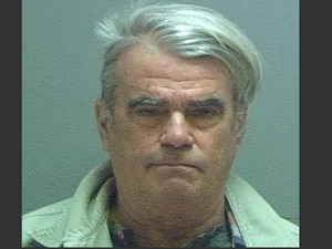 """(Photo courtesy of the Salt Lake County jail) Larry Phillips, 69, has been arrested after allegedly recording """"voyeur videos"""" of his tenants and others."""