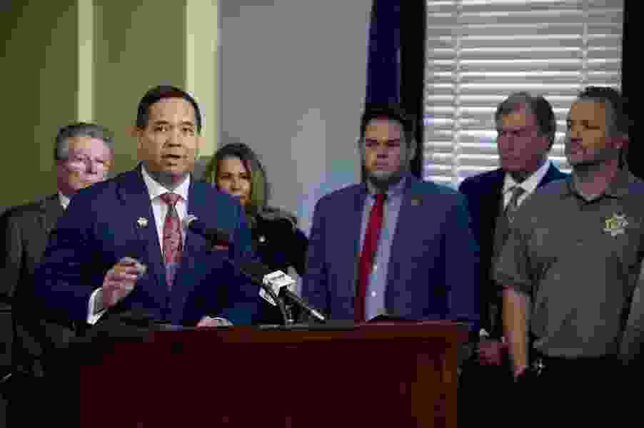 Sean Reyes joins GOP attorneys general urging Senate to acquit Trump