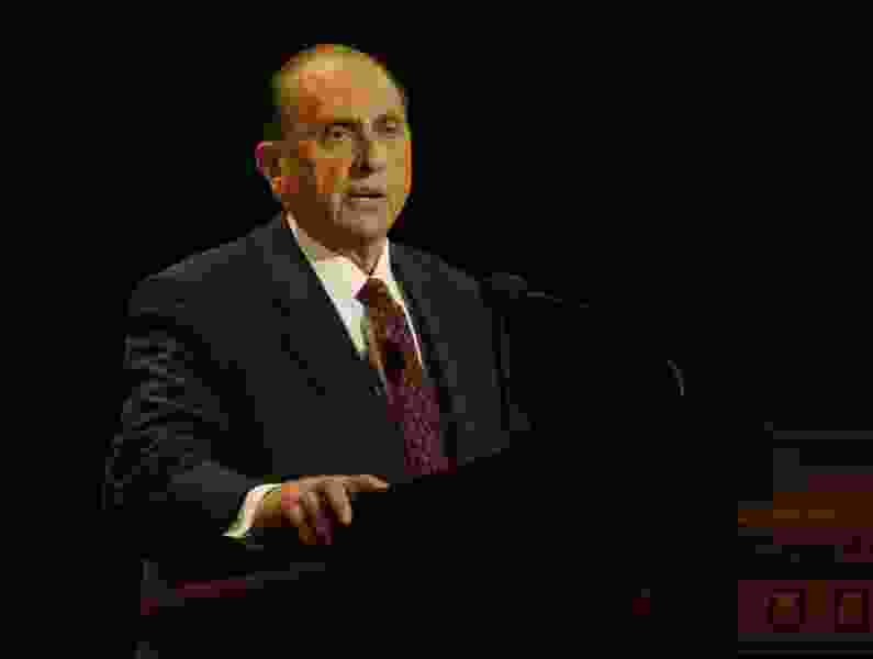 Monson: Thomas S. Monson was more than a Mormon prophet, he was like you and me — a sports fan