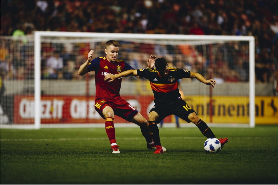 Nick Besler's game may not be flashy, but it's exactly how Real Salt Lake benefits when he plays