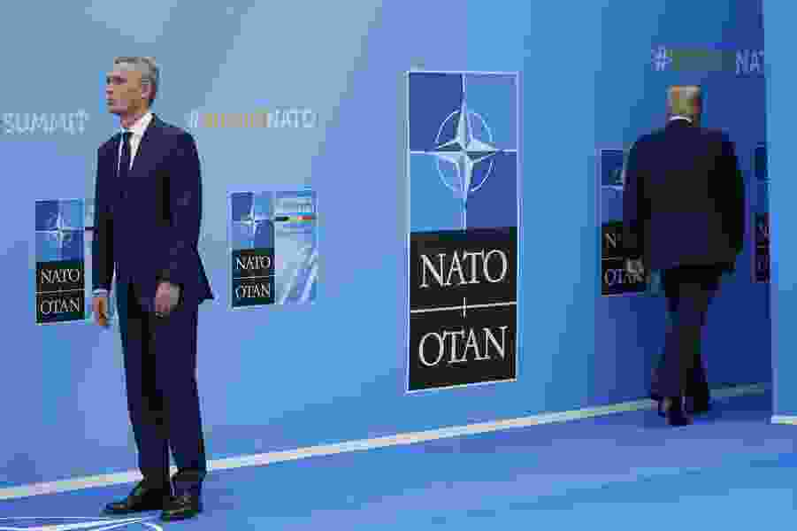 Commentary: Do Americans really want to trash NATO?