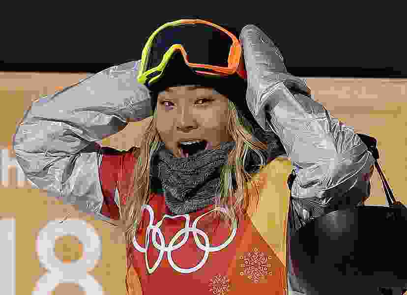 Snow Queen: Chloe Kim dominates to take gold in women's halfpipe