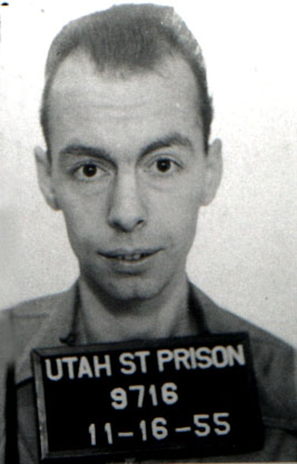 (Courtesy of Robert Kirby) Utah prison inmate William Walter was convicted of stabbing Officer Edwin J. Fisher to death on June 1, 1955.