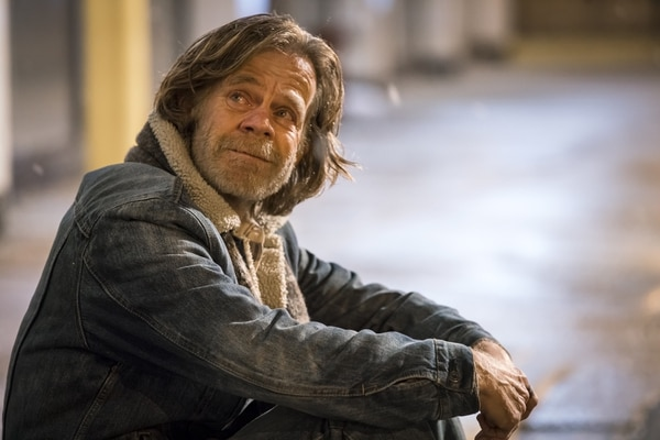 This image released by Showtime shows William H. Macy in