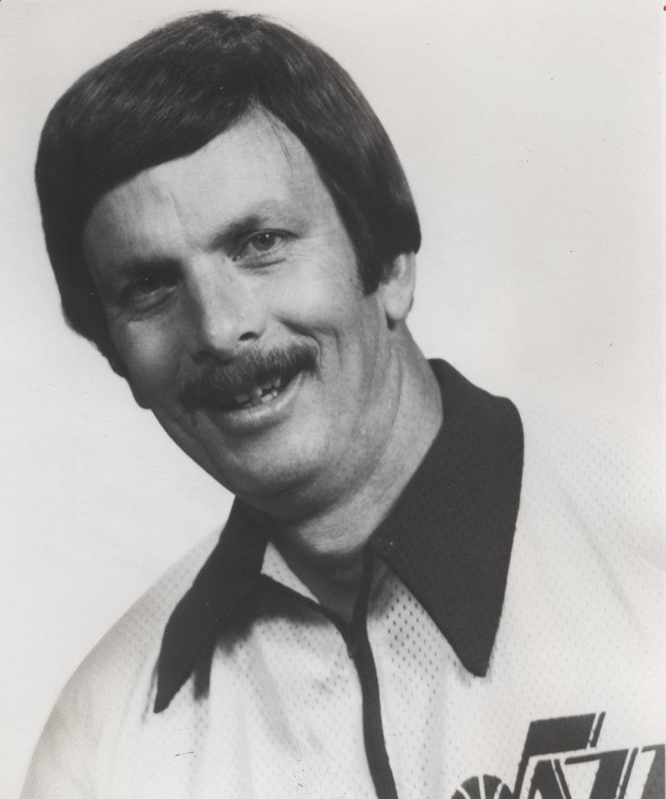 (Tribune file photo) Tom Nissalke, former head coach of the Utah Jazz, photographed in 1981.