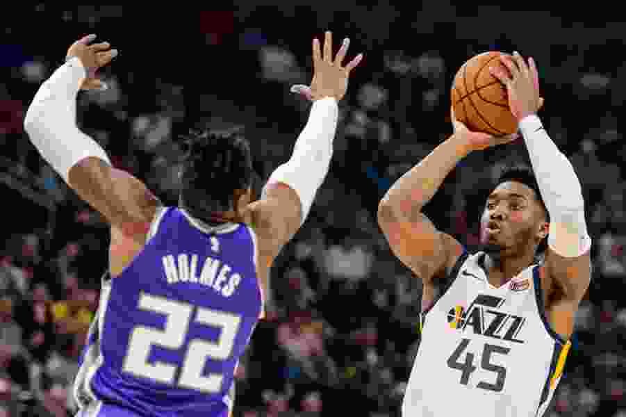 Jazz defense struggles again as Kings roll to 128-115 victory
