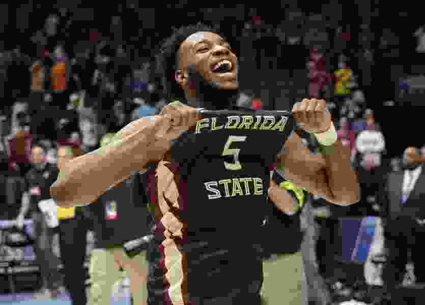 NCAA Tournament roundup: Florida State rallies to stun top-seeded Xavier 75-70