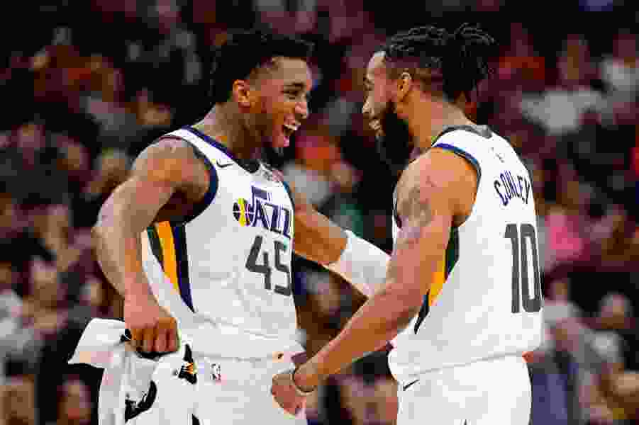Gordon Monson: The Utah Jazz still seem to be looking for an identity. Here's one they can adopt.