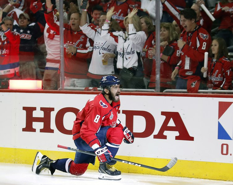 Images of emotional Alex Ovechkin chronicle Capitals  ride through the NHL  playoffs a134060d7