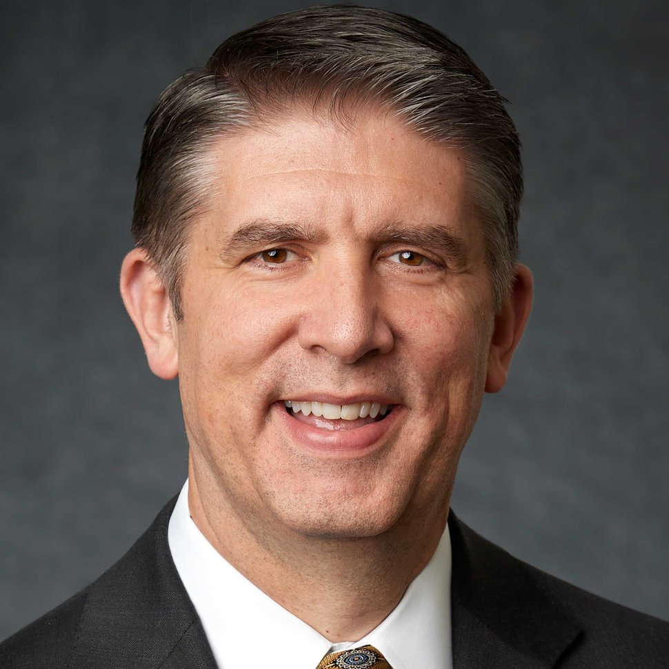 (Photo courtesy of The Church of Jesus Christ of Latter-day Saints) Matthew Scott Holland, former president of Utah Valley University, is a newly appointed general authority Seventy.