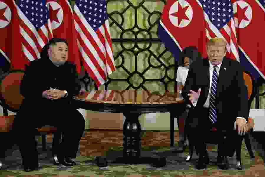 Political Cornflakes: President Trump's efforts to build rapport with North Korea's Kim Jong Un haven't erased tensions between the two nations