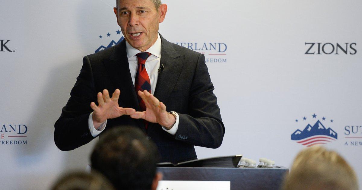 Letter: Help Rep. Curtis face climate change - Salt Lake Tribune