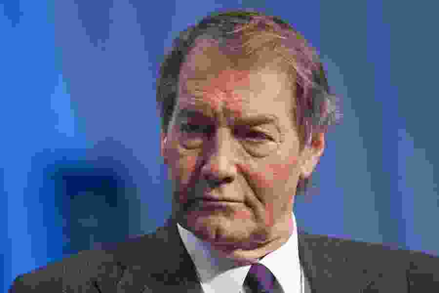 CBS fires Charlie Rose following allegations of unwanted sexual advances