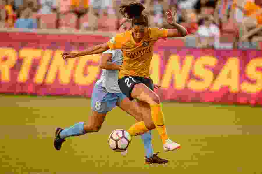 How Utah Royals FC forward Christen Press went from a goal-scoring specialist to an all-around player who gives defenses fits