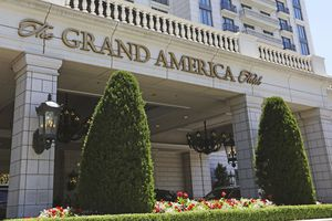 (AP Photo/Rick Bowmer) The American Legislative Exchange Council will hold its annual meeting July 28-30 at the Grand America Hotel in Salt Lake City.