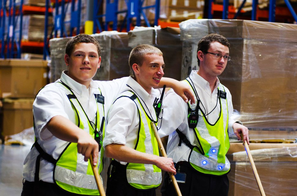(Courtesy photo | The Church of Jesus Christ of Latter-day Saints) Service missionaries.