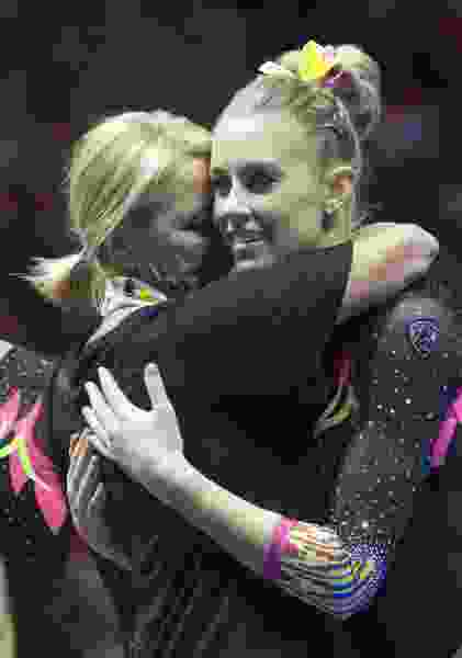 First perfect 10 only makes Utah's MaKenna Merrell-Giles crave another one
