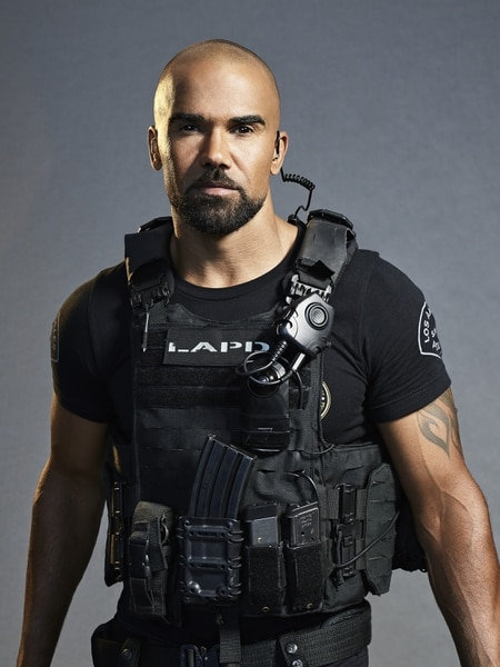 """(Photo courtesy of Smallz + Raskind/Sony Pictures Television) Shemar Moore stars in """"S.W.A.T."""""""