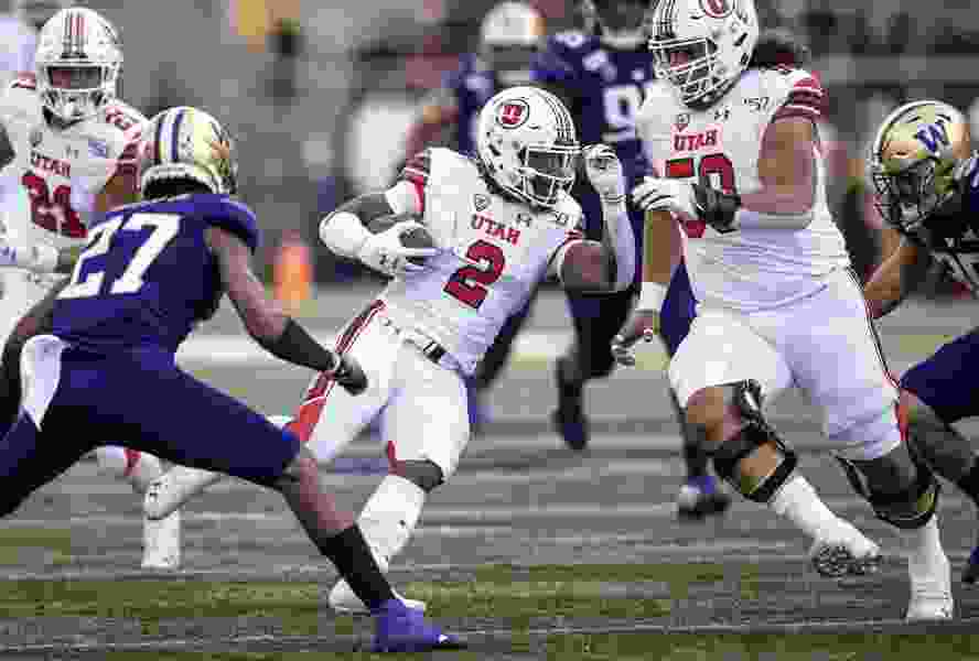Utah moves to No. 8 in the AP Top 25 after a fifth win in a row