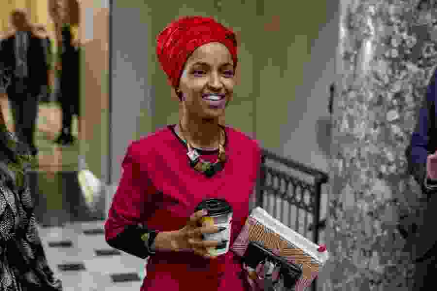 Paul Waldman: The dishonest smearing of Ilhan Omar