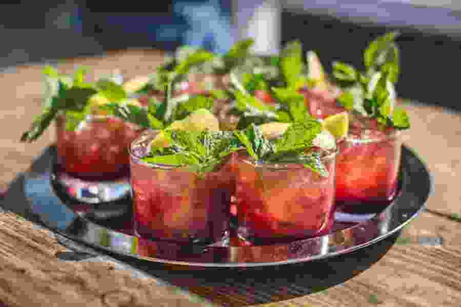 Which one of these summer sippers will win Park City's annual cocktail contest?