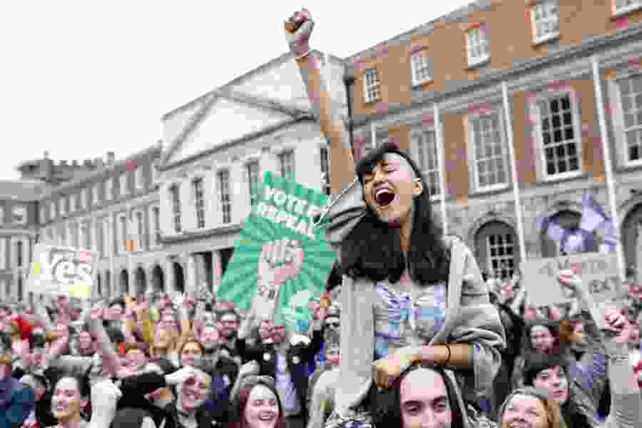 Commentary: Irish vote shows need for new anti-abortion strategy