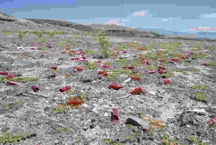 Feds ban target shooting on 2,000 acres west of Utah Lake