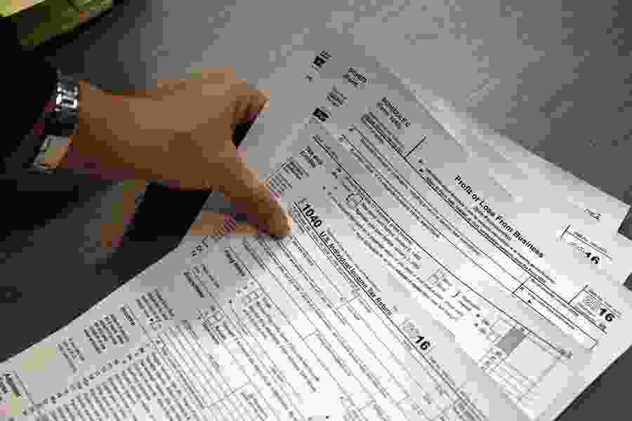 Political Cornflakes: It's Tax Day. Here are some interesting facts about our tax system.