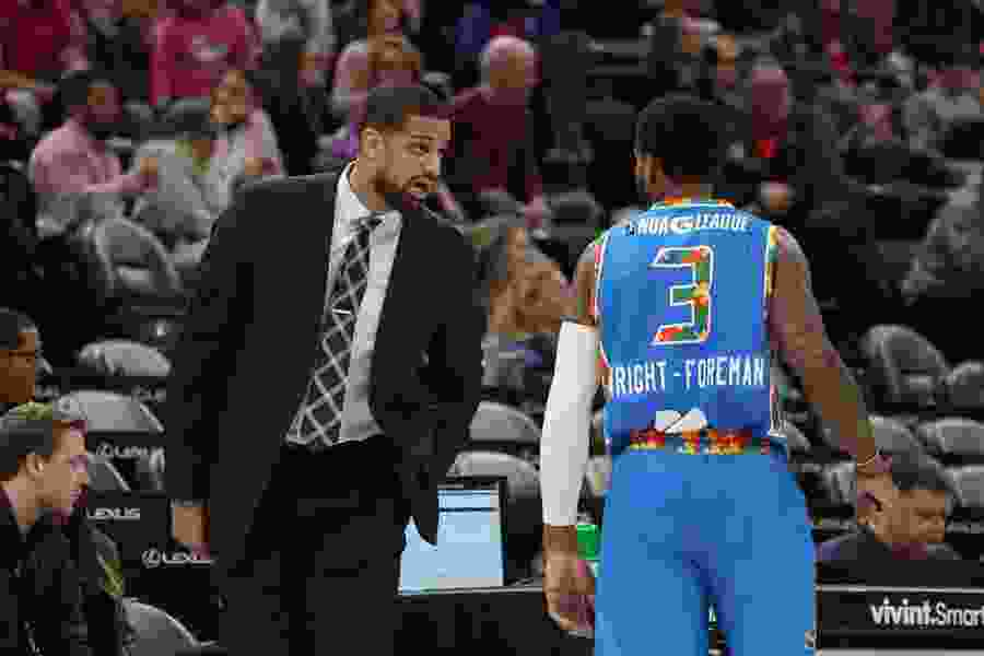 Salt Lake City Stars stay in-house, name assistant Nathan Peavy as their new head coach