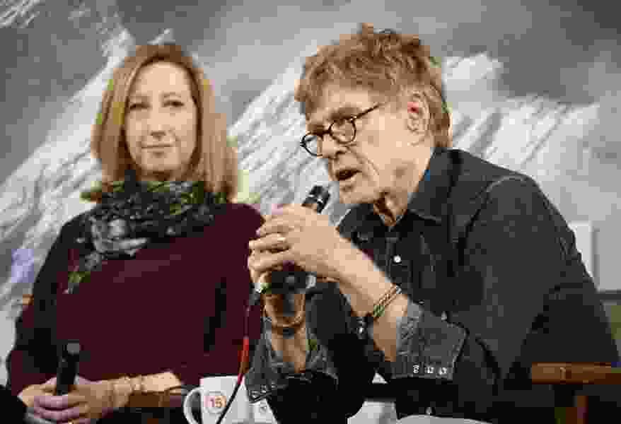 Sundance Institute moves filmmakers' labs from Robert Redford's resort to online, because of coronavirus