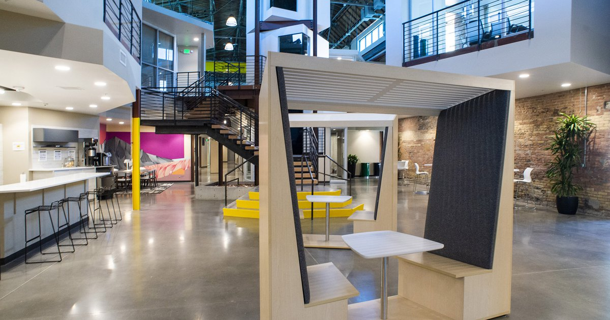 Pandemic doesn't stop the rise of flexible and shared office spaces in downtown Salt Lake City