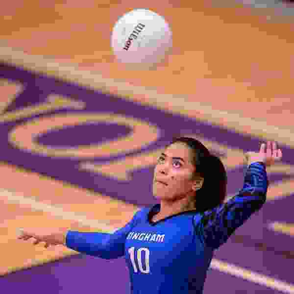 Seleisa Elisaia powers Bingham volleyball team as setter-hitter dual threat