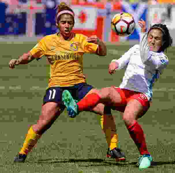 Utah Royals shut out by Chicago Red Stars, 2-0