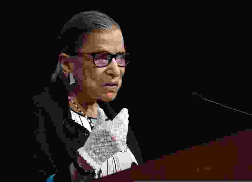 Alison Adams: What you can do to honor Ginsburg's memory