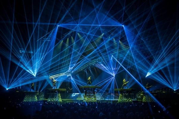 "(Photo courtesy Bob Carey) Trans-Siberian Orchestra music director Al Pitrelli said he still can't believe how big TSO has become: ""We started making some records back in '95 and '96, and '99 we started touring — we had one box truck and a couple lights and a fog machine, a vision and a dream. Little by little, circuitously, we got to the point where we are right now. It wasn't overnight."""