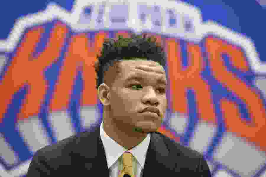Kevin Knox gives Knicks fans hope with summer league showing