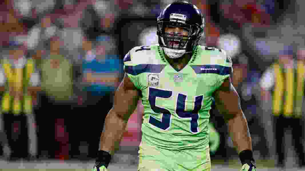 Bobby Wagner educated himself, and ended up with the highest annual salary for an NFL middle linebacker