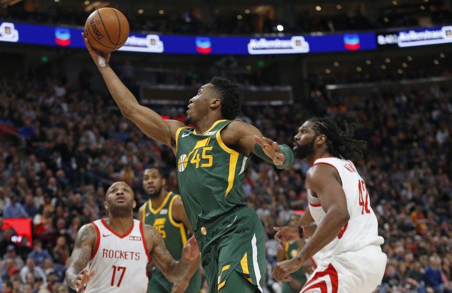 da072438567 The Triple Team  Everyone struggles against the Rockets