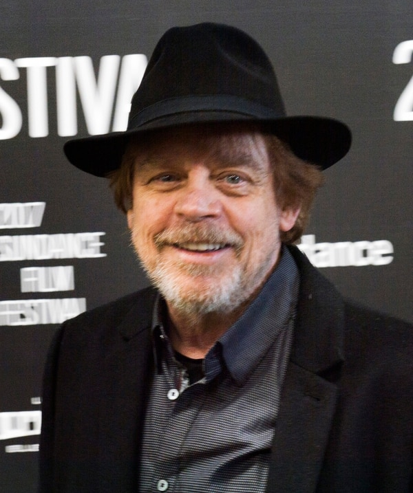 Rick Egan | The Salt Lake Tribune Mark Hamill at the Ecceles Theatre for the premiere of