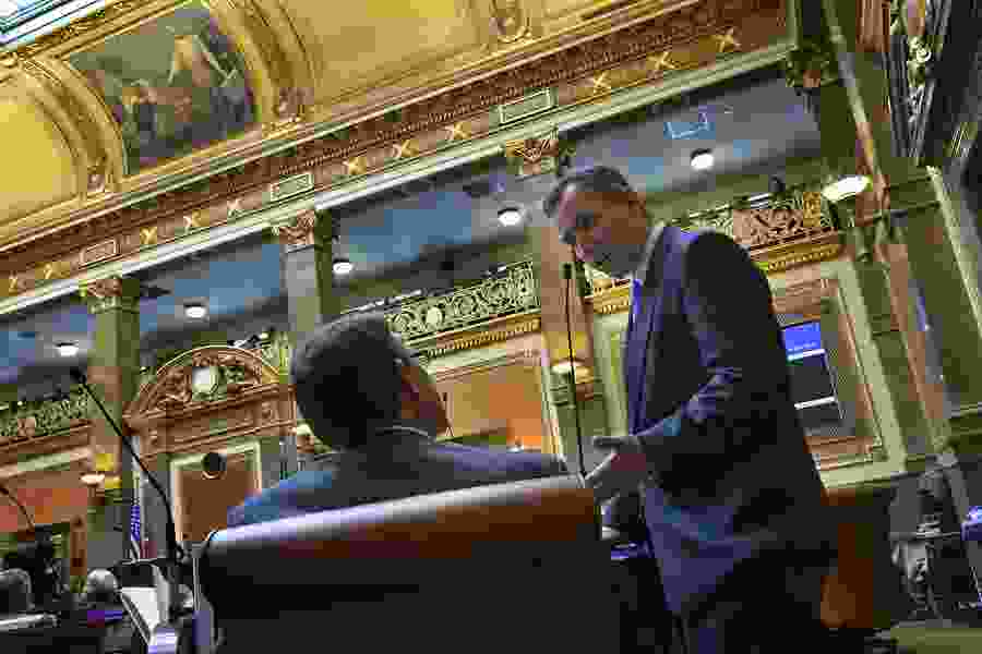 Lawmakers question how Utah school districts found money 'in the couch cushions' for teacher salary wars