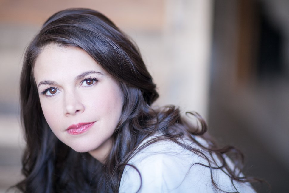 (Photo courtesy of Laura Marie Duncan) Broadway star Sutton Foster will headline the Mormon Tabernacle Choir's 2017 Christmas concerts.