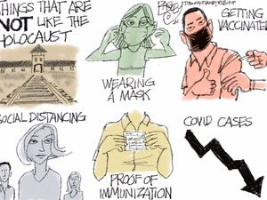 Not the Holocaust |Pat Bagley