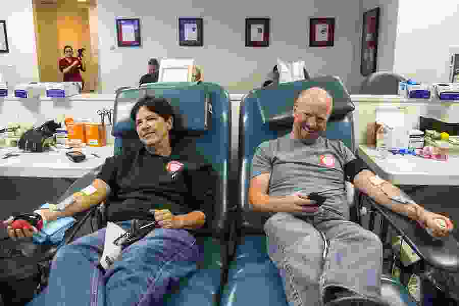 Red Cross pleads for blood donations and drives in Utah and nationally